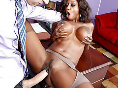 Diamond Jackson's heard all kinds of rumors about one of the teachers on her staff. It seems Mr. D's been leaning a little hard on his female students, and it made her eager to see for herself what his unique take on discipline means. Diamond called him i